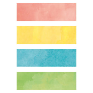 KITTA Washi Tape -KIT001 Plain