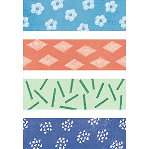KITTA Washi Tape -KIT028 Wrapping Paper