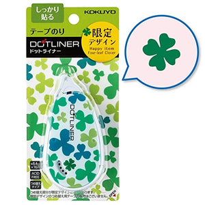 Kokuyo Dotliner - Glue Tape - Clover