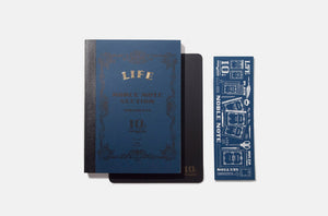 LIFE Noble 10th Anniversary Limited Note Set (A6 plain)