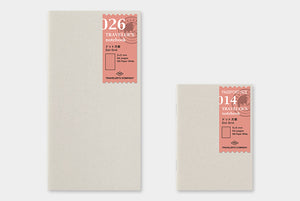 Traveler's Notebook Refill - Regular Size - 026 Dot Grid