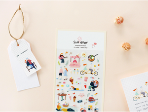 Suatelier Lovely Day Stickers