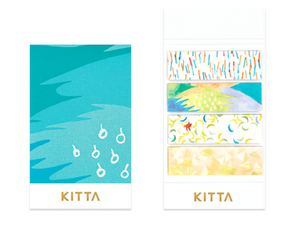 KITTA Washi Tape-KIT044 Breath of Wind