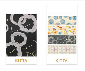 KITTA Washi Tape-KITH003 Butterfly