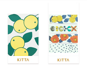 KITTA Washi Tape-KITH004 Pottery