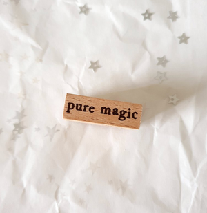 Yeoncharm Pure Magic Rubber Stamp