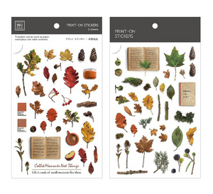 MU Print-On Stickers-139 Autumn Mood Board