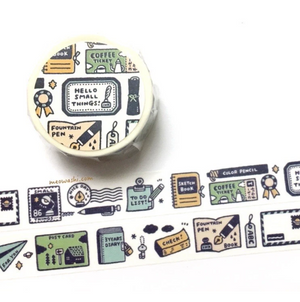 Papier Platz x Eric Series Masking Tape - Stationery Love