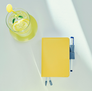 Hobonichi Techo 2021 Planner - Colors: Summer Lemon A6