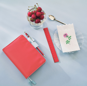 Hobonichi Techo 2021 Planner - Colors: Cherry Sky A6