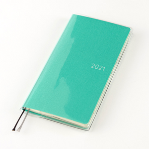 Hobonichi Techo Cover on Cover: Weeks