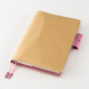 Hobonichi Techo Cover on Cover: A5 Cousin