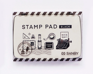 Eric Small Things x Sanby Stamp Ink (Black)