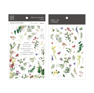 MU Print-On Stickers-145 Find the Beauty in Every Day