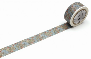 MT x William Morris Granville Washi Tape MTWILL22