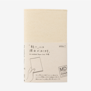MD Notebook Cover B6 Slim | Paper