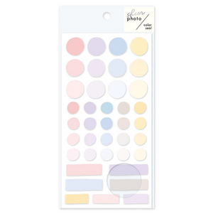 Mindwave Sheer Photo Colour Stickers: Natural Light