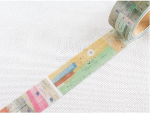 Chamil Garden February Washi Tape MTW-CH342