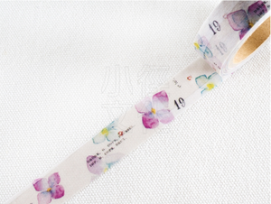 Yohaku Bouquet Washi Tape (Y-037)