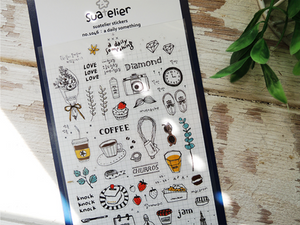 Suatelier - Stickers - A Daily Something