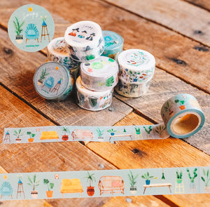 Natural Life Washi Tape