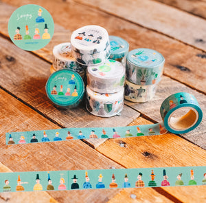 Small People Washi Tape