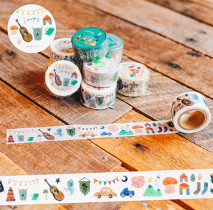 Childhood Washi Tape
