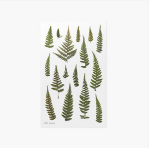 Appree Pressed Stickers- 003 Bracken
