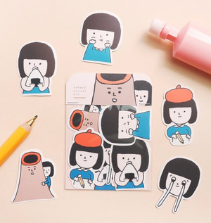 Daily Sticker Pack (Set of 5)