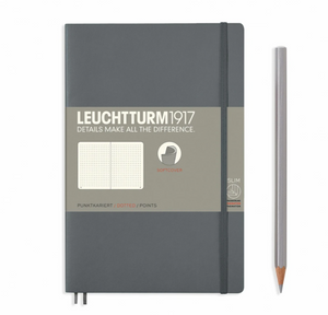Leuchtturm1917 - B6+ Paperback Softcover Dotted Notebook