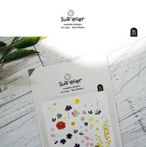 Suatelier - Stickers - Deco Flower