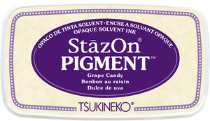 Tsukineko - StazOn Pigment - Grape Candy