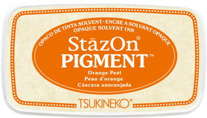 Tsukineko - StazOn Pigment -Orange Peel