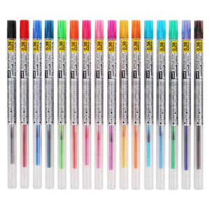 Uni Style Fit Gel Multipen Refill 0.38mm