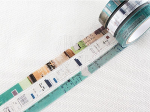 Chamil Garden Season Colour Washi Tape-Usuao (MTW-CH285)