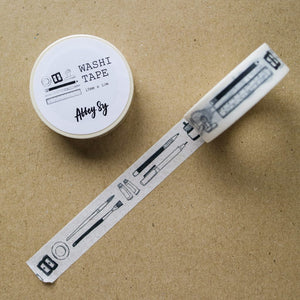Abbey Sy Art Tools Washi Tape
