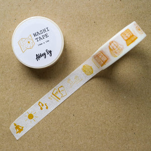 Abbey Sy Creative Journey Washi Tape