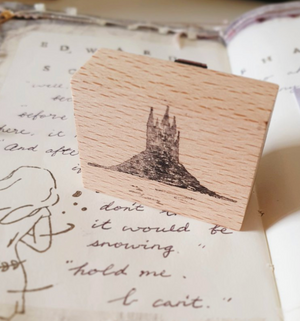 Yeoncharm Castle Rubber Stamp