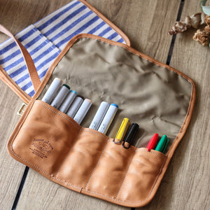 The Superior Labor Roll Pen Case: Stripes