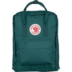 Fjallraven Kanken Classic Backpack 645- Ocean Green