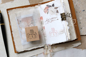 Nove Celeste For You Rubber Stamp