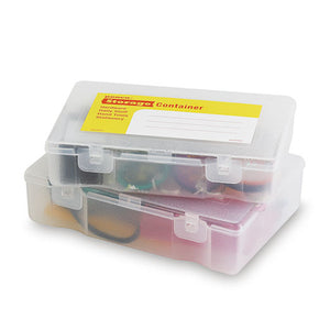 Penco 4 in 1 Storage Container (Clear)