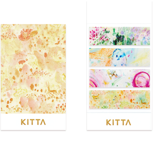 KITTA Washi Tape-KIT056 Oasis
