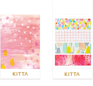 KITTA Clear Seal Washi Tape -KITT001 Drop
