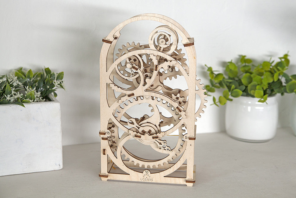UGears 20-minute Timer Assembly Instructions Video