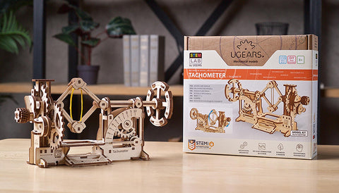 UGears Stem Lab Tachometer for sale by Ugears.us
