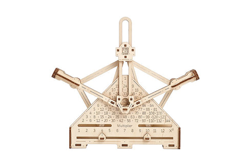 UGEARS Mechanical Model STEM LAB Arithmetic Kit 1
