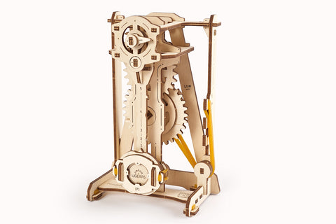 UGears Wooden Mechanical Model 3D Puzzle Kit STEM Lab Pendulum