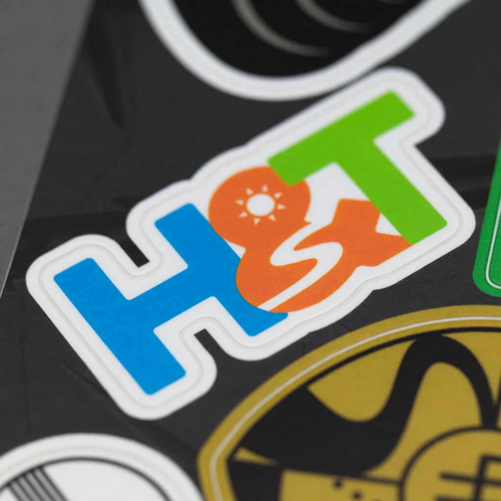 H&T Sticker Card