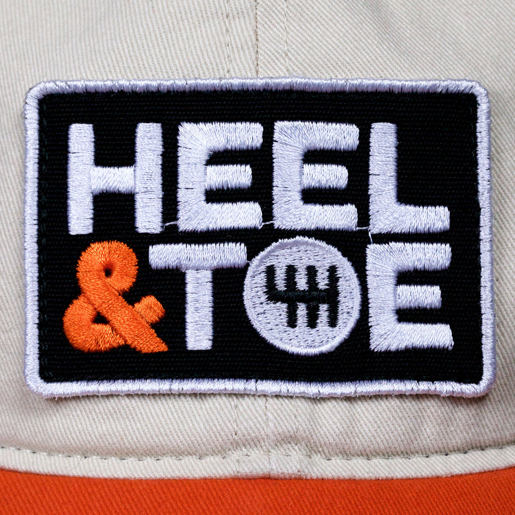 H&T Trucker Hat (Orange)